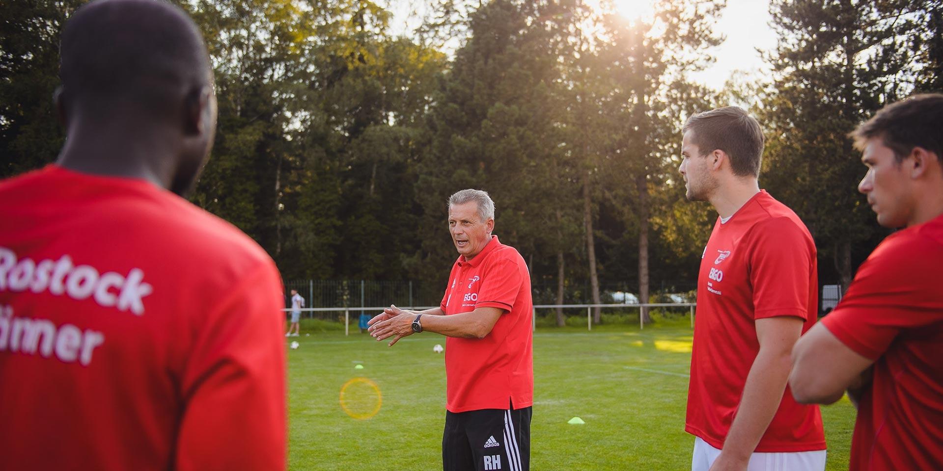 PSV Rostock Abteilung Fußball