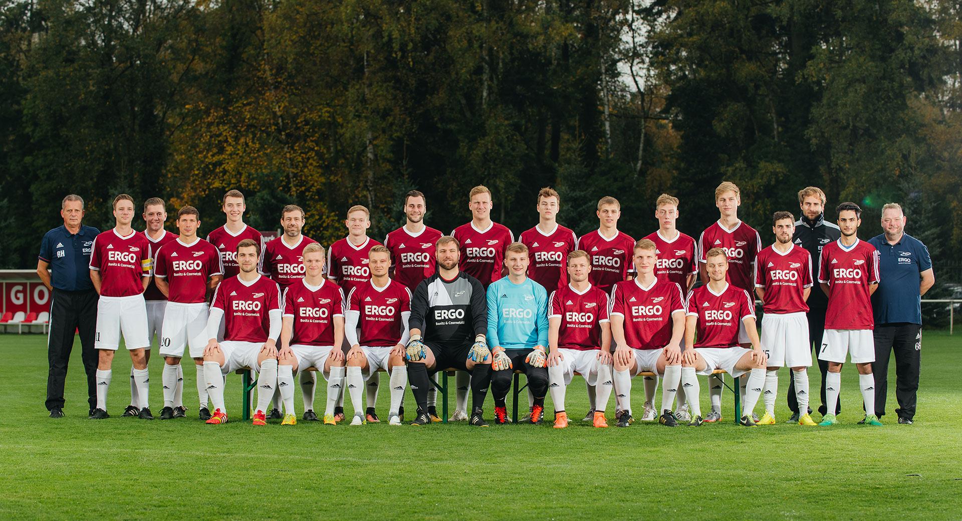 Psv Rostock Abteilung Fussball Herr Fotograf